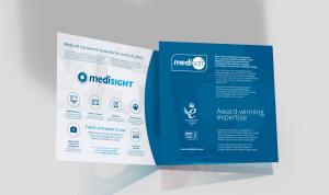 6pp folded leaflet