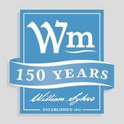 150 year anniversary logo