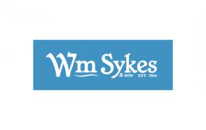 Wm Sykes logo